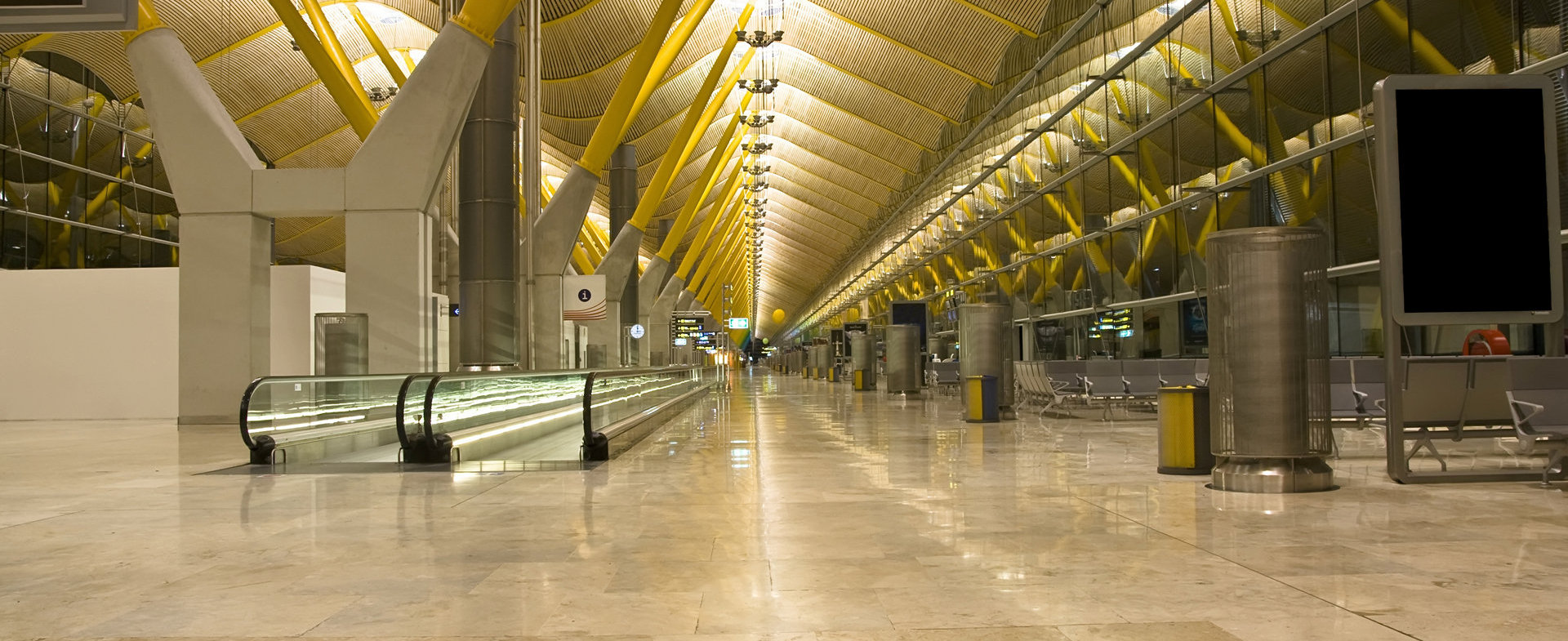 Iberia - Madrid-Barajas Airport T4 (MAD)
