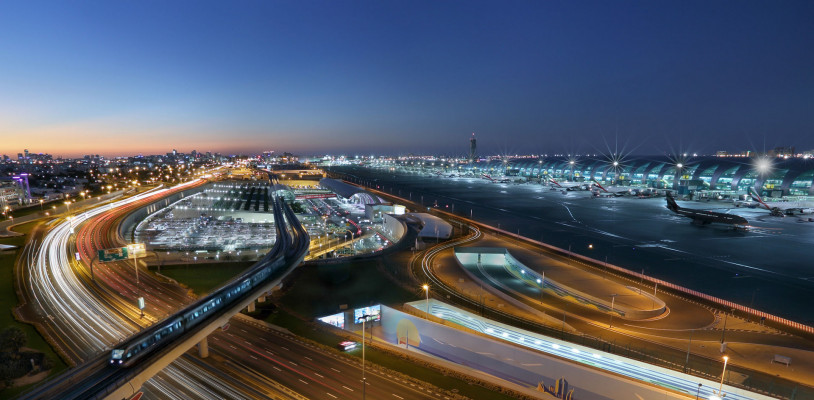 Dubai International Airport (DXB)